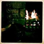 cosy fireside gourmet