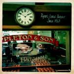 within Appleton's of Ripon