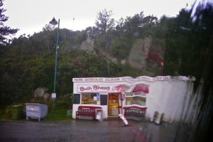 "Am Buth Bheag ""a wee seafood deli on the pier"""