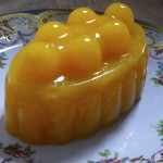 Cook: Orange Jelly and Apricot Jellied Oranges