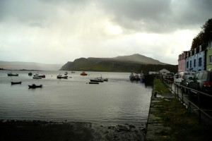 Boats at Portree Harbour, Isle of Skye