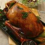 Roast Goose for Christmas or a Family Sunday Lunch (and leftovers for the whole week ahead)