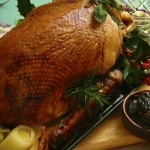 Cook: To Roast Goose in the English Fashion