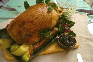 Whole Roasted Goose - Version 2