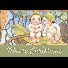 May Gibbs' delightful Gumnut Babies