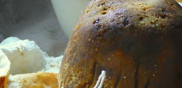 Cook: Tropical Pudding for Christmas