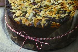 gluten free fruit cake