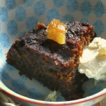 Cook: 11.12.13 Plum Pudding Without Eggs from 1852; Gluten Free!